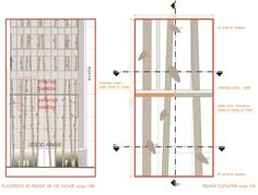 View the full picture gallery of Armani Ginza Tower Retail Concepts, Visual Merchandising, Tower, Floor Plans, Exterior, Steel, How To Plan, Studio, Gallery