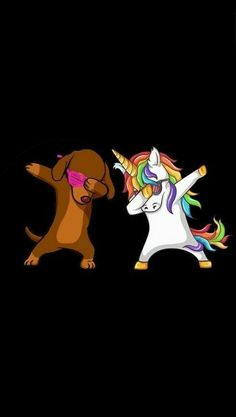 Memes Dog Wallpaper 54 Ideas For 2019 Cartoon Wallpaper, Unicornios Wallpaper, Cute Disney Wallpaper, Wallpaper Iphone Disney, Wallpaper Ideas, Kawaii Drawings, Cute Drawings, Unicorn Pictures, Funny Wallpapers