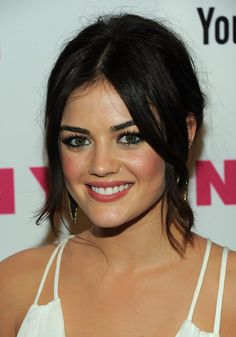 lucy hale hair - Google Search