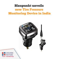 Blaupunkt unveils new Tire Pressure Monitoring Device in India  http://www.easvaricarshoppee.com/car_news/blog-70230-blaupunkt-unveils-new-tire-pressure-monitoring-device-in-india