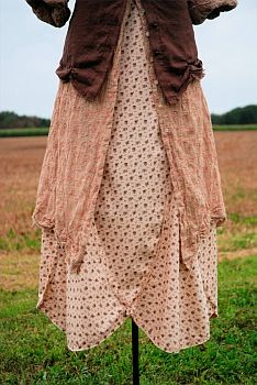 Madeleine Frock by Ivey Abitz Perhaps I should've done this for the scarecrow 8 )