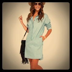 Long sleeve dress 8 simple