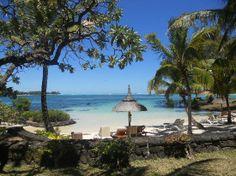 Shandrani Resort & Spa : petite plage (cess85, nov. 2013) Magnifique