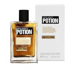 Dsquared2 Potion for Men Eau De Parfum Spray 3.4 oz