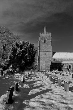 Hethersett Church, Norfolk.
