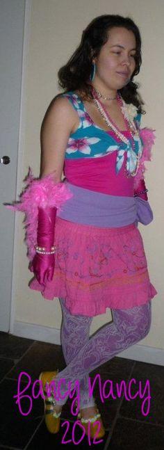 Fancy Nancy Carnaval 2012