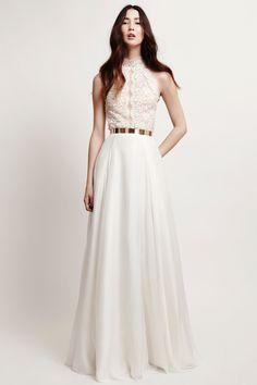 Kaviar Gauche wedding gown