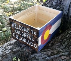 Available at https://www.etsy.com/listing/168932881/bike-crate-by-coloradojoes-colorado-flag?ref=shop_home_active
