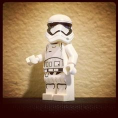 My First First Order Stormtrooper