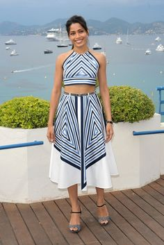 Freida Pinto does not care if she is seen as the worst dressed on red carpet http://shar.es/q7qDL
