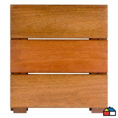 #deck #madera #natural #terraza #pisos