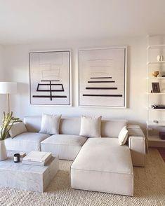 Minimalist Home Interior .Minimalist Home Interior Barn Living, Boho Living Room, Living Room Sets, Apartment Living, Home And Living, Living Room Designs, Modern Living, Modern Condo, Condo Living