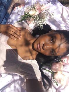 Pretty Like Nature. Black Girl Magic, Black Girls, Pretty People, Beautiful People, Princess Aesthetic, Brown Skin Girls, Black Girl Aesthetic, How To Pose, New Wall