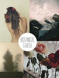botanical boho inspiration // ashinine