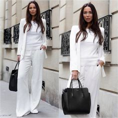 NEW #OUTFIT BY @johannaeolsson #howtochic #ootd #outfit