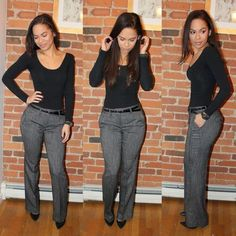 62 Casual Interview Outfits Ideas For Ladies, When you purchase clothes, don't buy too apparel which are too tight or too significant. Until you obtain clothes that fit on your entire body, you ha., interview outfit ideas for women Best Business Casual Outfits, Casual Work Outfits, Mode Outfits, Work Casual, Fashion Outfits, Smart Casual, Woman Outfits, Casual Interview Outfits, Chic Outfits