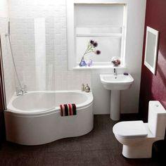 kleines bad ideen - platzsparende badmöbel und viele clevere ... - Bw Kleines Bad Dusche Wandverkleidung Ideen