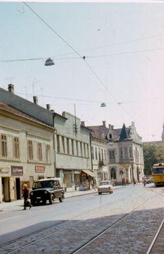 Somogyi utca 80-as évek