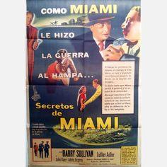 1954 Secretos De Miami now featured on Fab.
