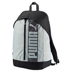 Rebel Sport - PUMA Pioneer II Backpack Grey 21 Litres