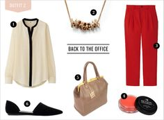 Back to the Office | Rue
