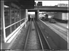Early 1970s video of a Dan Ryan Line el train making a 95th Street-to-downtown run. See the old Magikist sign near the 87th Street stop!