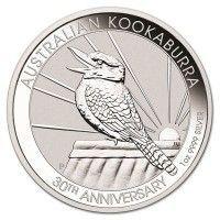 Kookaburra 1 Oz 9999 Fine Silver In 2020 Buy Silver Coins Silver Coins For Sale Silver Coins