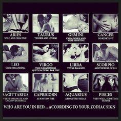 Aquarius man and scorpio woman sexuality
