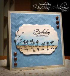 Happy Birthday, Jamie! by darleenstamps - Cards and Paper Crafts at Splitcoaststampers