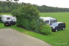 """Erve Hesselink: """"Onze gasten hebben vanaf hun plek altijd vrij uitzicht op de omgeving"""" – Caravannen – Alles wat de caravanner boeit Caravan, Holland, Golf Courses, Campers, Vacations, The Nederlands, Recreational Vehicles, The Netherlands, Camper Van"""