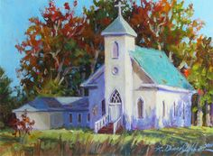 """Safe Harbor""  8x10 