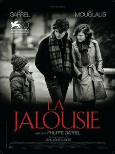 La Jalousie ジェラシー フィリップ・ガレル監督、2013、仏