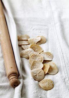 Zöldbabsaláta Corzetti Noodles