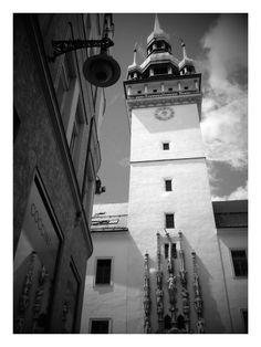 Brno - historic Centre Czech Republic, San Francisco Ferry, Centre, Architecture, City, Building, Travel, Arquitetura, Viajes