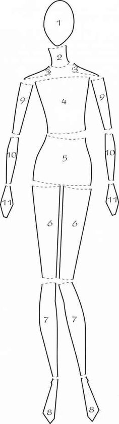 how to make a paper human figure