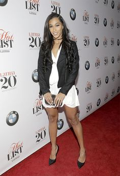 Latinamagazine is officially 20 years old! We celebrated our very special birthday in style at the annual Hollywood Hot List party in Los Angeles. Our talented twin DJs for the night,Nina Sky, pulled up in a sexy BMW before they hit the turntables.