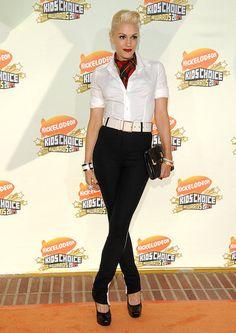 Gwen Stefani Style Evolution:
