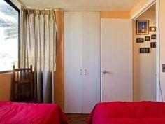 Reñaca, Apto. 2 dor.para 5 personas - Apartamentos en alquiler en Viña del Mar Curtains, Room, Home Decor, People, Home, Houses, Bedroom, Blinds, Rooms