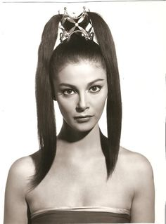 Pier Angeli an Italian beautiful actress could do things to men with her sexy eyes that a lot of other women only wish they could.