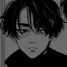 Aesthetic Art, Aesthetic Anime, Manga Art, Anime Art, Gothic Anime, Anime Profile, Anime Sketch, Boy Art, The Villain