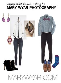 Casual Chic Pop of Plums by  Mary Wyar Photography marywyar.com engagement session styling  marywyarphotography on Polyvore featuring Rocho, Paige Denim, Zara, Ted Baker, Alexis Bittar, MICHAEL Michael Kors, J.Crew and Paul Smith