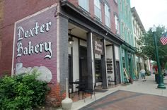 Dexter Bakery, Dexter, Michigan  CasablancaRealEstateCompany.com