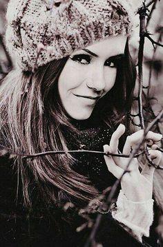 Nina Dobrev. Love her!