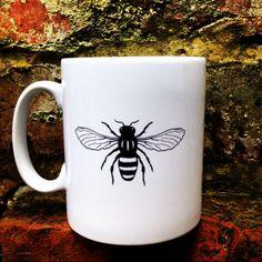 Manchester Worker Bee Mug
