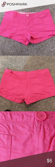 Shorts Cute pink shorts, like new Outlooks Shorts