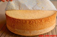 a perfect sponge cake, always successful Polish Desserts, Polish Recipes, Sweet Recipes, Cake Recipes, Sandwich Cake, Different Cakes, Sweet Cakes, Savoury Cake, Holiday Desserts