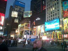 The good life mum: Ali's New York trip