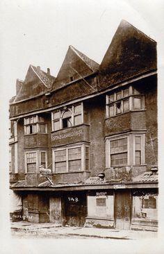 Haunting at the Lamb Inn, Old Market,  Bristol
