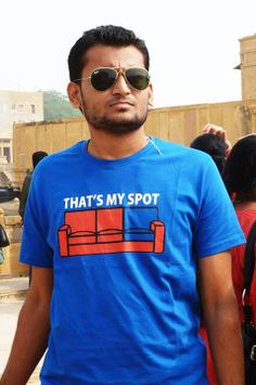 LazyNinja FanWall - Buy Cool Funny T-Shirts Online India for Men and Women