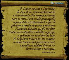 Uma belíssima citação, e uma importante chave para o verdadeiro conhecimento de Deus!
